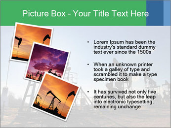 Working oil pumps PowerPoint Template - Slide 17