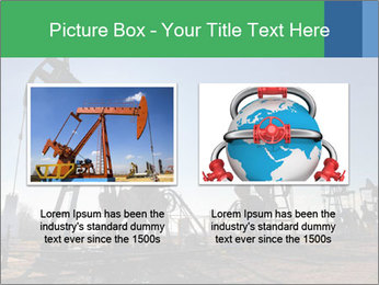 Working oil pumps PowerPoint Template - Slide 18
