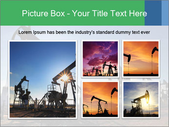 Working oil pumps PowerPoint Template - Slide 19