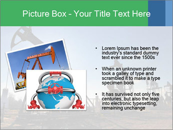 Working oil pumps PowerPoint Template - Slide 20