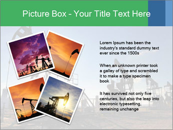 Working oil pumps PowerPoint Template - Slide 23