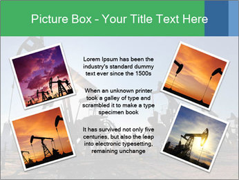 Working oil pumps PowerPoint Template - Slide 24