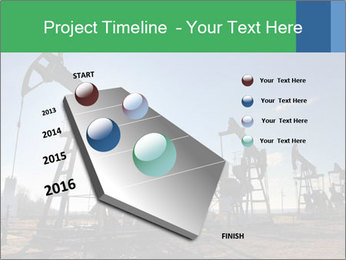 Working oil pumps PowerPoint Template - Slide 26