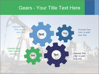 Working oil pumps PowerPoint Template - Slide 47