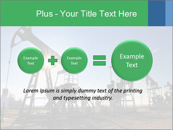 Working oil pumps PowerPoint Template - Slide 75