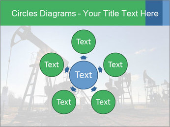 Working oil pumps PowerPoint Template - Slide 78