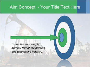 Working oil pumps PowerPoint Template - Slide 83