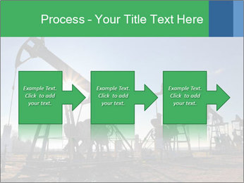 Working oil pumps PowerPoint Template - Slide 88