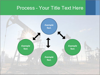 Working oil pumps PowerPoint Template - Slide 91