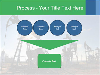 Working oil pumps PowerPoint Template - Slide 93