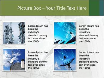 Lightning PowerPoint Template - Slide 14