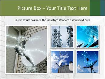 Lightning PowerPoint Template - Slide 19