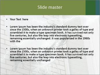 Lightning PowerPoint Template - Slide 2