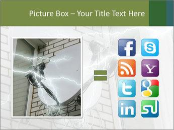 Lightning PowerPoint Template - Slide 21