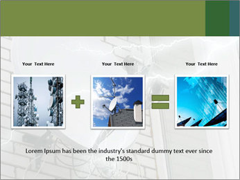 Lightning PowerPoint Template - Slide 22