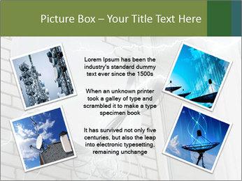 Lightning PowerPoint Template - Slide 24