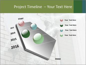 Lightning PowerPoint Template - Slide 26