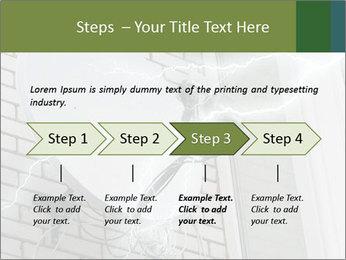 Lightning PowerPoint Template - Slide 4