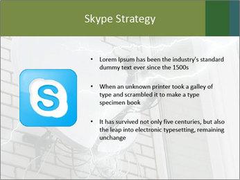 Lightning PowerPoint Template - Slide 8
