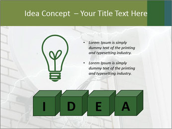 Lightning PowerPoint Template - Slide 80