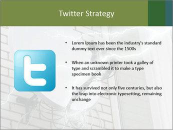 Lightning PowerPoint Template - Slide 9