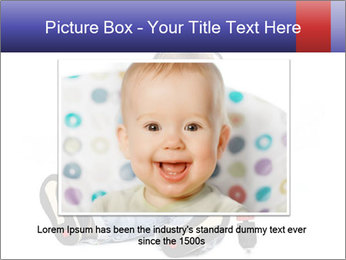 Little boy PowerPoint Template - Slide 15