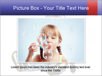 Little boy PowerPoint Template - Slide 16