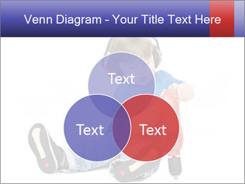 Little boy PowerPoint Template - Slide 33