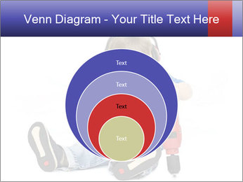 Little boy PowerPoint Template - Slide 34