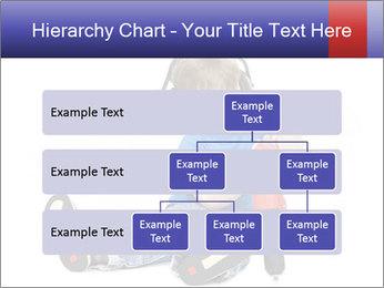 Little boy PowerPoint Template - Slide 67