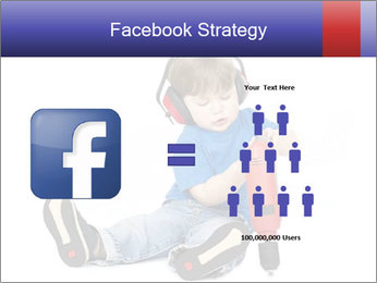 Little boy PowerPoint Template - Slide 7
