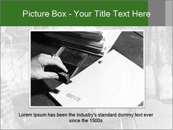Female PowerPoint Template - Slide 15
