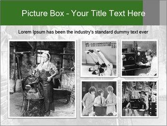 Female PowerPoint Template - Slide 19