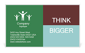 0000092362 Business Card Template