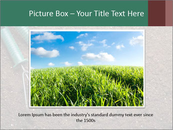 Soil with shovel PowerPoint Templates - Slide 15