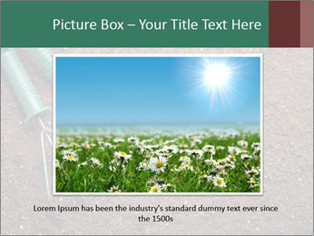 Soil with shovel PowerPoint Templates - Slide 16