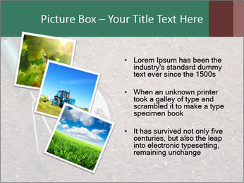 Soil with shovel PowerPoint Templates - Slide 17