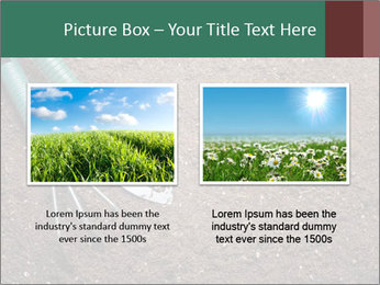 Soil with shovel PowerPoint Templates - Slide 18