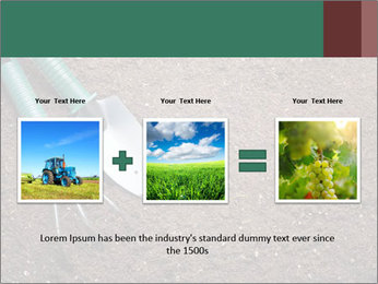 Soil with shovel PowerPoint Templates - Slide 22