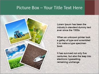 Soil with shovel PowerPoint Templates - Slide 23