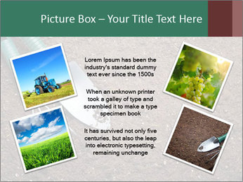 Soil with shovel PowerPoint Templates - Slide 24