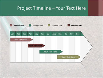 Soil with shovel PowerPoint Templates - Slide 25