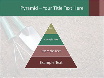 Soil with shovel PowerPoint Templates - Slide 30