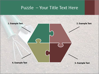 Soil with shovel PowerPoint Templates - Slide 40