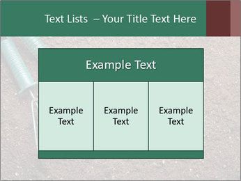 Soil with shovel PowerPoint Templates - Slide 59