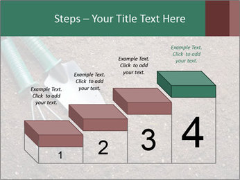 Soil with shovel PowerPoint Templates - Slide 64