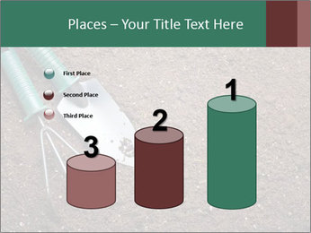 Soil with shovel PowerPoint Templates - Slide 65