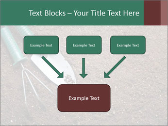 Soil with shovel PowerPoint Templates - Slide 70