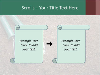 Soil with shovel PowerPoint Templates - Slide 74