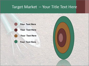 Soil with shovel PowerPoint Templates - Slide 84